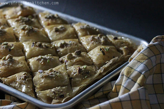 baklava recipe cyprus baklava recipe