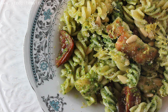 basil recipe basil pesto