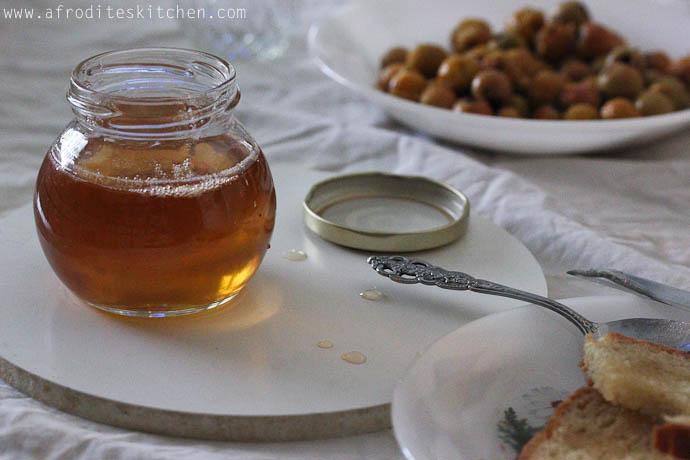 azarole jam cypriot recipes