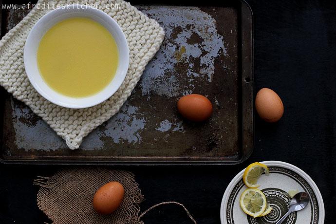 avolemeno soup recipe greek recipes