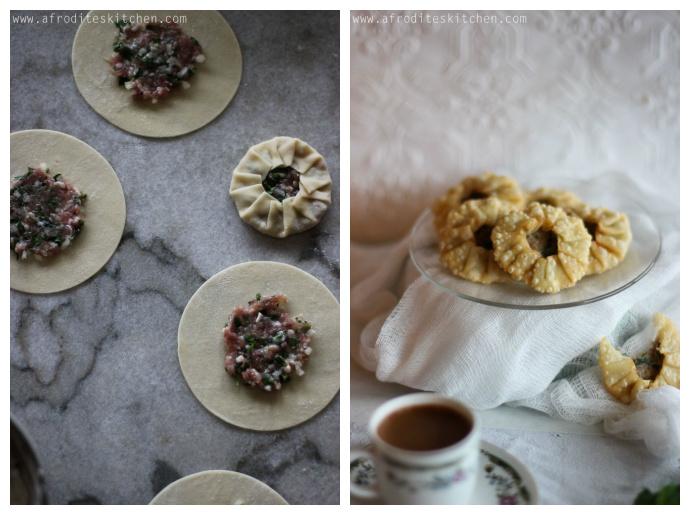 bourekia recipe cypriot recipes pourekyia afrodite's kitchen