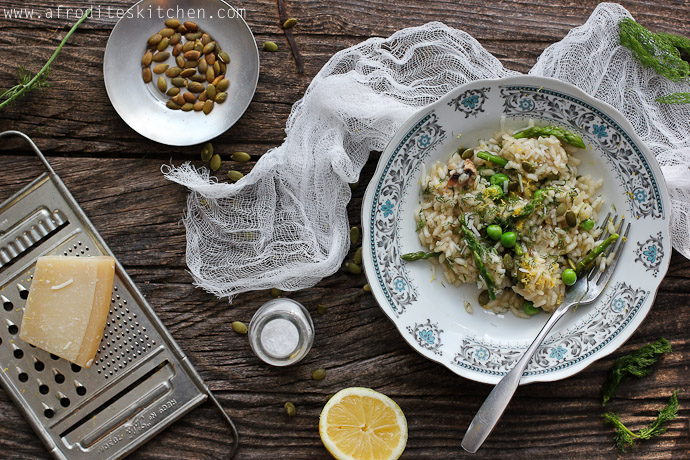 cyprus recipe cyprus springtime risotto wild greens risotto recipe afrodite's kitchen