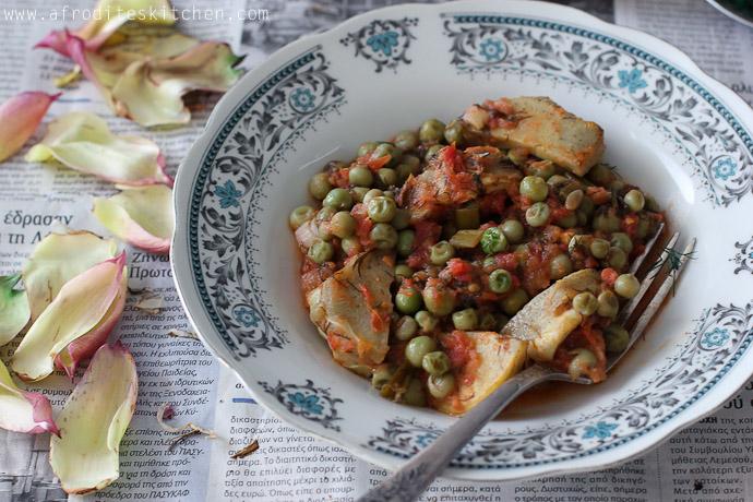 artichokes & peas-9607