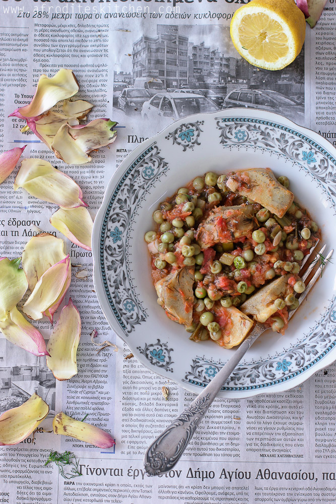 artichokes & peas-9612