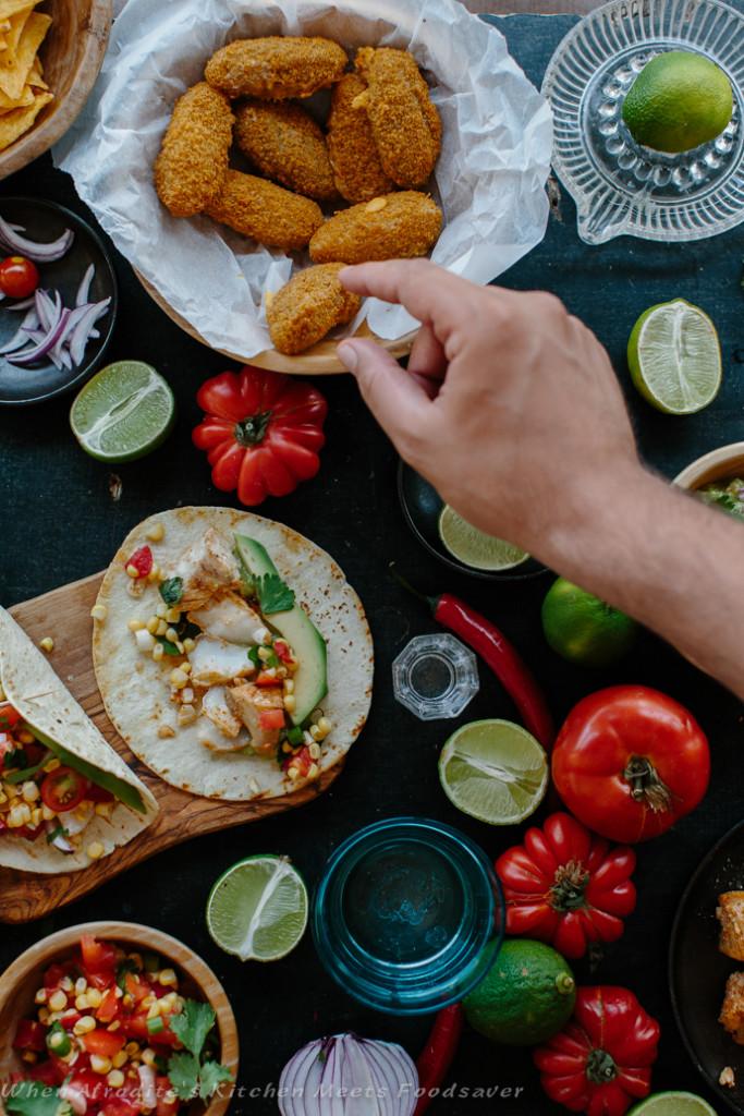 Web Quality Foodsaver Fish Tacos -7153