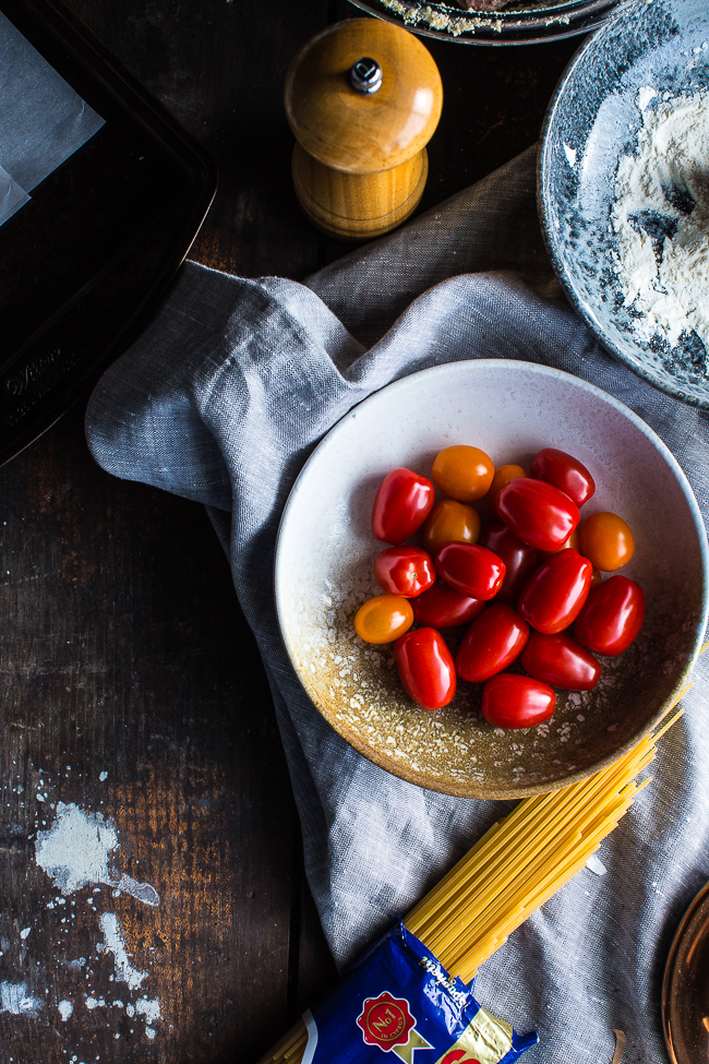 Afrodite's Kitchen Spaghetti & Meatballs-9078