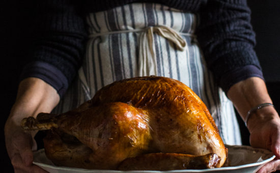 Perfect Roast Turkey - And A Very Merry Christmas To You All