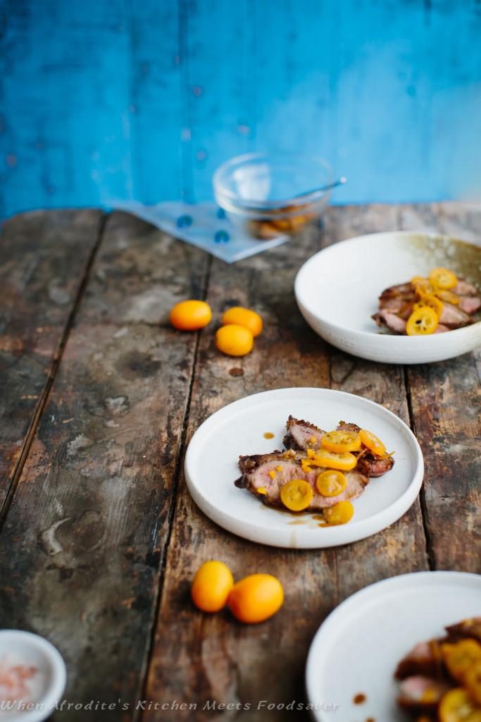 Web Quality Foodsaver Orange Duck-7837