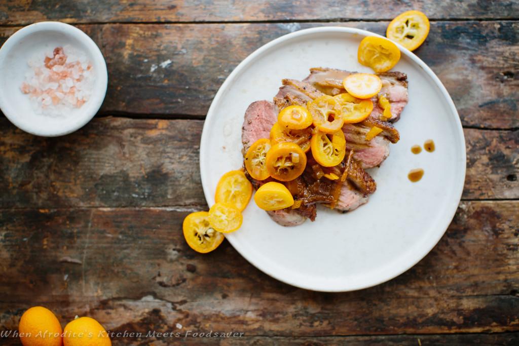 Web Quality Foodsaver Orange Duck-7842
