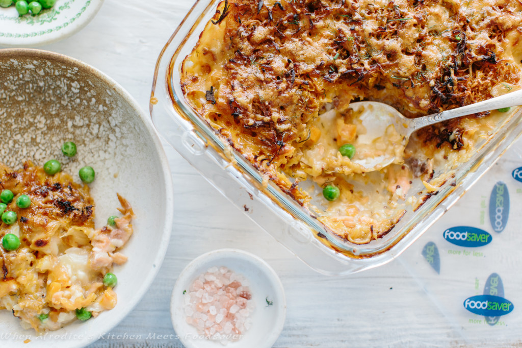 Foodsaver Fish Pie Recipe -8025
