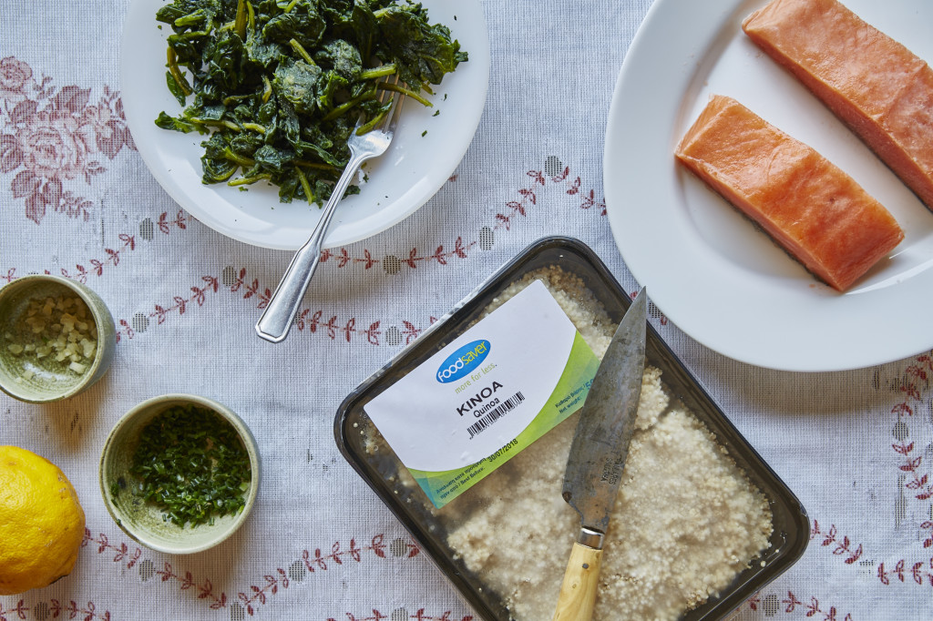 Foodsaver September Salmon Foodsaver - September - Salmon1524