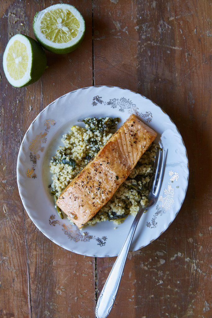 Foodsaver September Salmon Foodsaver - September - Salmon1619