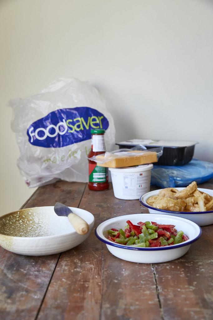 Foodsaver Chicken Fahitas Foodsaver - Quiche Lorraine4473