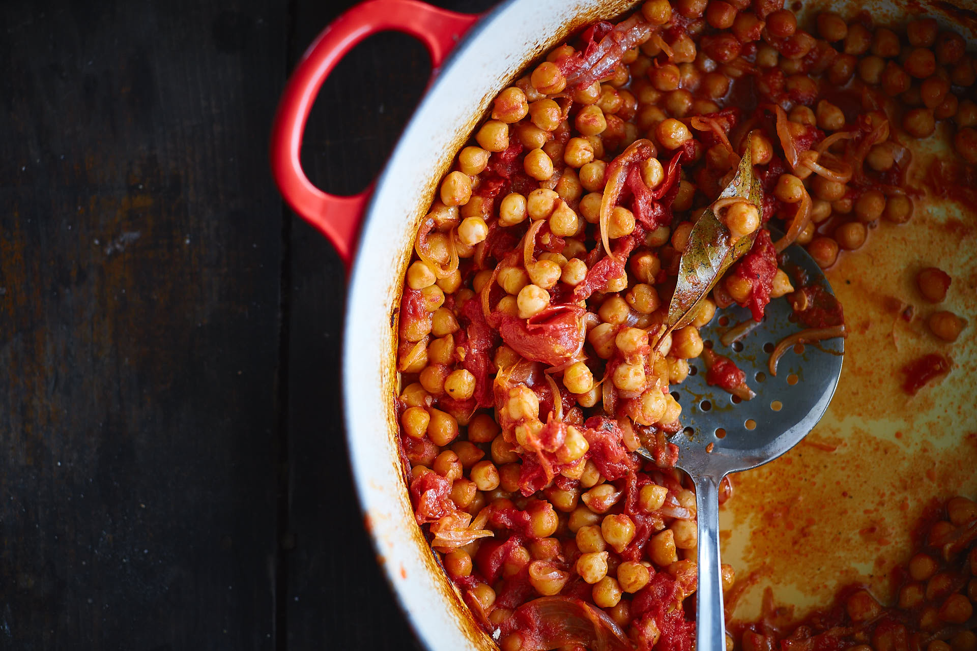 Stewed Chickpeas (Revithkia)