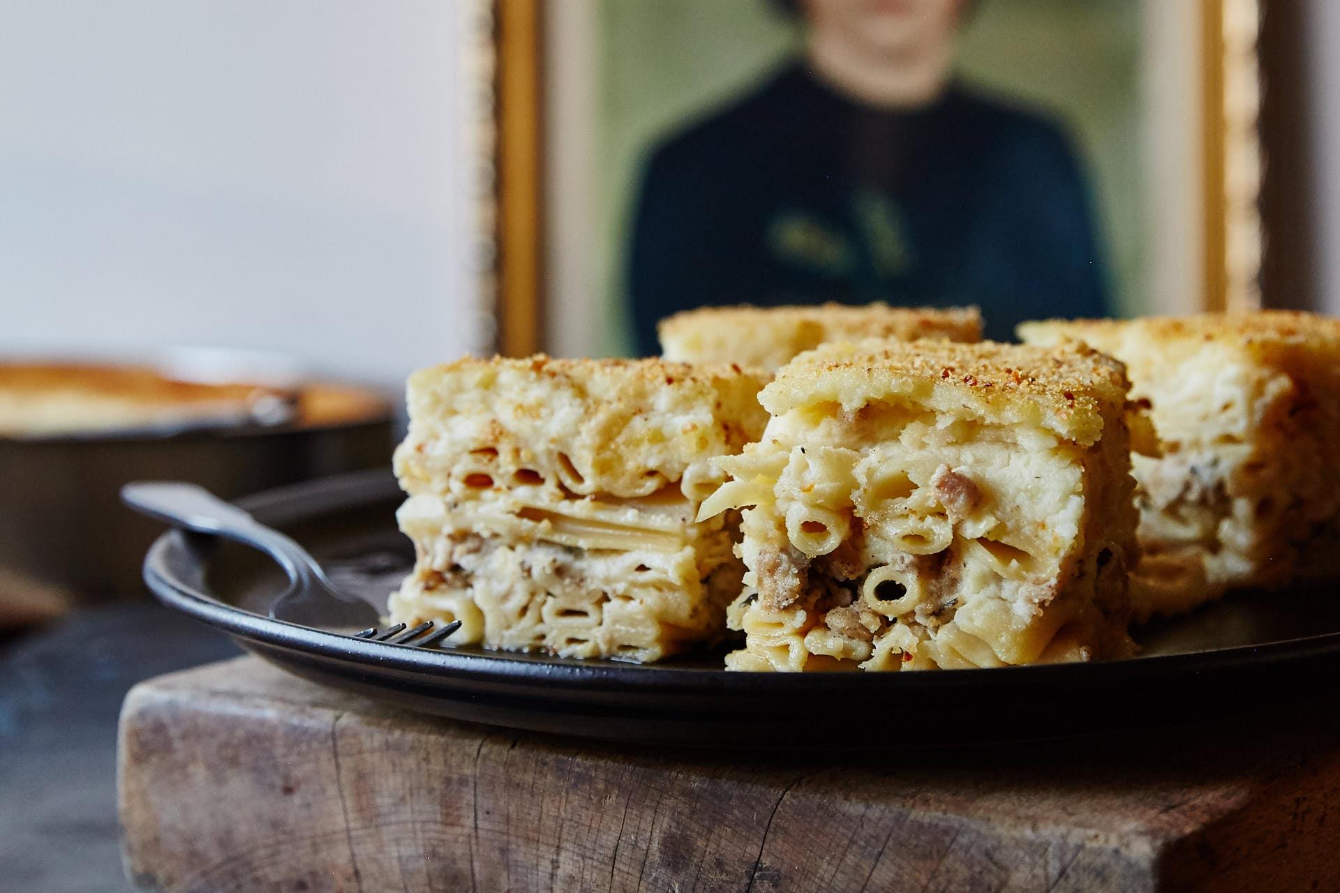 Cypriot Lasagne (Pastitsio)